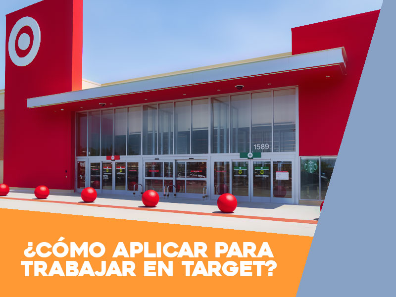 Aplicar para trabajar en Target