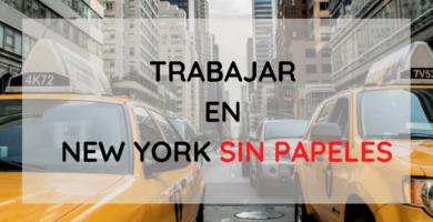 Trabajar en New York sin papeles empleos para indocumentados latinos
