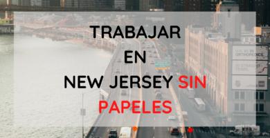 Trabajos en New Jersey sin paples