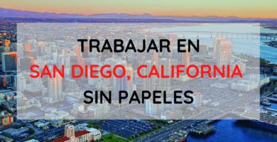 Trabajos en San Diego, California sin paples